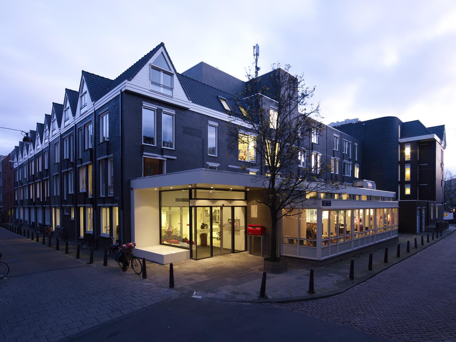 Architectuur toegepast bij dementie